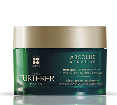 Absolue Kératine Masque renaissance ultime Furterer - Pot de 200 mL