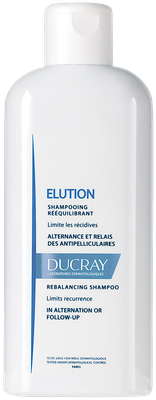 Elution - shampooing rééquilibrant - Ducray