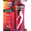 Turbo Fitness Minceur 15 Sticks goût agrumes + Bouteille Turbo Fitness Forte Pharma