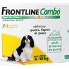 Frontline Combo Spot-on Pipettes pour chiens 2-10 kg - Taille S