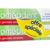 Soin gencives sensible anis 2 tubes Homéodent Boiron - 75 ml