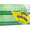 Soin complet chlorophylle 2 tubes Homéodent Boiron - 75 ml