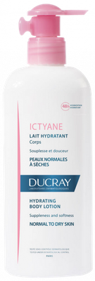 Lait hydratant corps - Ducray