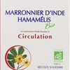 Marronnier d'inde et Hamamélis circulation Bio Super Diet - 20 Ampoules