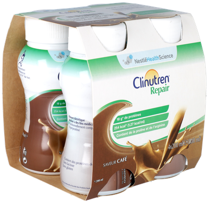 Clinutren Repair Nestlé - 4x200 mL