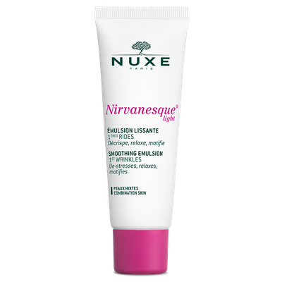 Nirvanesque Émulsion Lissante 1ères Rides Nuxe - Tube de 50ml
