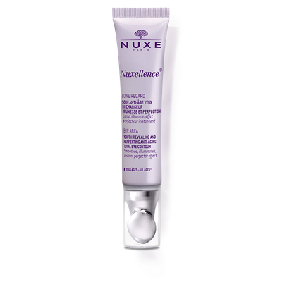 Nuxellence Soin Anti-âge Yeux Jeunesse et Perfection Nuxe - Tube 15ml