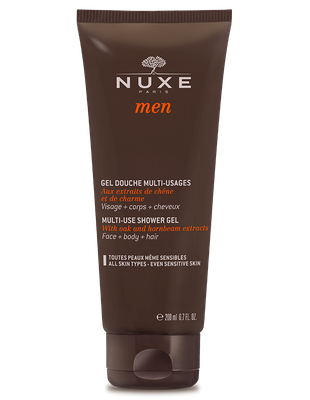 Gel Douche Multi-usages Nuxe Men - Tube de 200ml