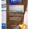 Phyto Color Coloration Soin Permanente 7D Blond doré