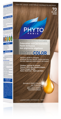 Phyto Color Coloration Soin Permanente 2 Brun