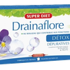 Drainaflore Fonctions Détox & Dépuratives Bio Super Diet - 30 Ampoules
