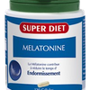 Mélatonine Contribue à l'Endormissement Super Diet - 120 + 24 Gélules
