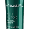 Normaderm Nuit detox anti-imperfections Soin Peaux mixtes à grasses Vichy - 40 mL