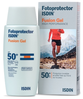 Fotoprotector Fusion Gel High Performance SPF50+ ISDIN - 100ml