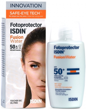 Fotoprotector Fusion Water SPF50+ ISDIN - 50ml