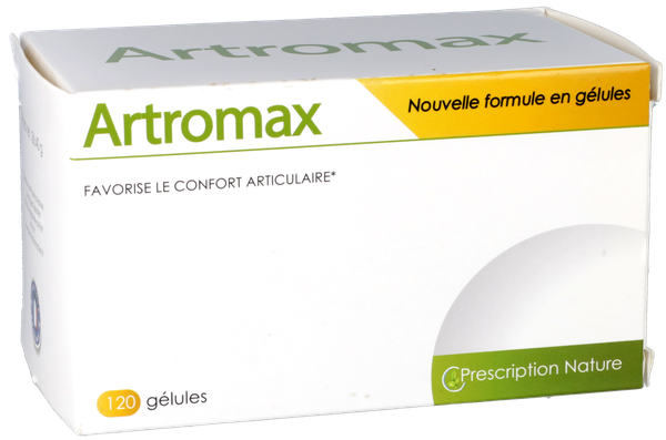 Arthromax Confort Articulaire Prescription Nature - 120 Gélules