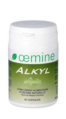 Complément Alimentaire Alkyl Oemine - 60 Capsules
