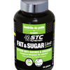 STC Fat & Sugar limit Action anti-sucres & graisses STC Nutrition - 90 gélules