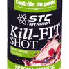 STC Kill-Fit Shot Shot brûleur de graisse Fruits rouges STC Nutrition - 60 mL