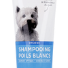 Shampoing poils blancs pour chiens et chats Clement Thekan - 200 ml