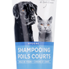 Shampooing poils courts pour chiens et chats Clement Thekan - 200 ml