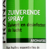 Spray Assainissant Désinfectant Aromaforce Pranarôm - 150 mL