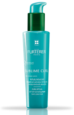 Sublime Curl Velouté nutri-activateur de boucles - Flacon de 100 mL